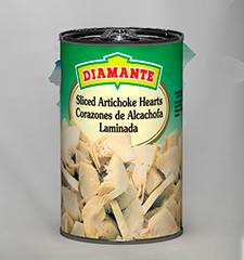 Alcachofas laminadas