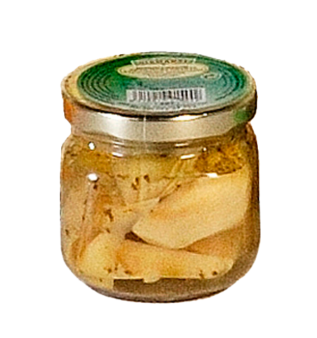 Artichautes marinades